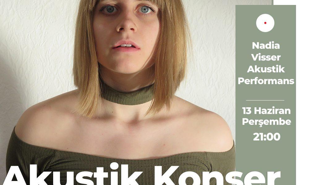 Nadia Visser Akustik Performans