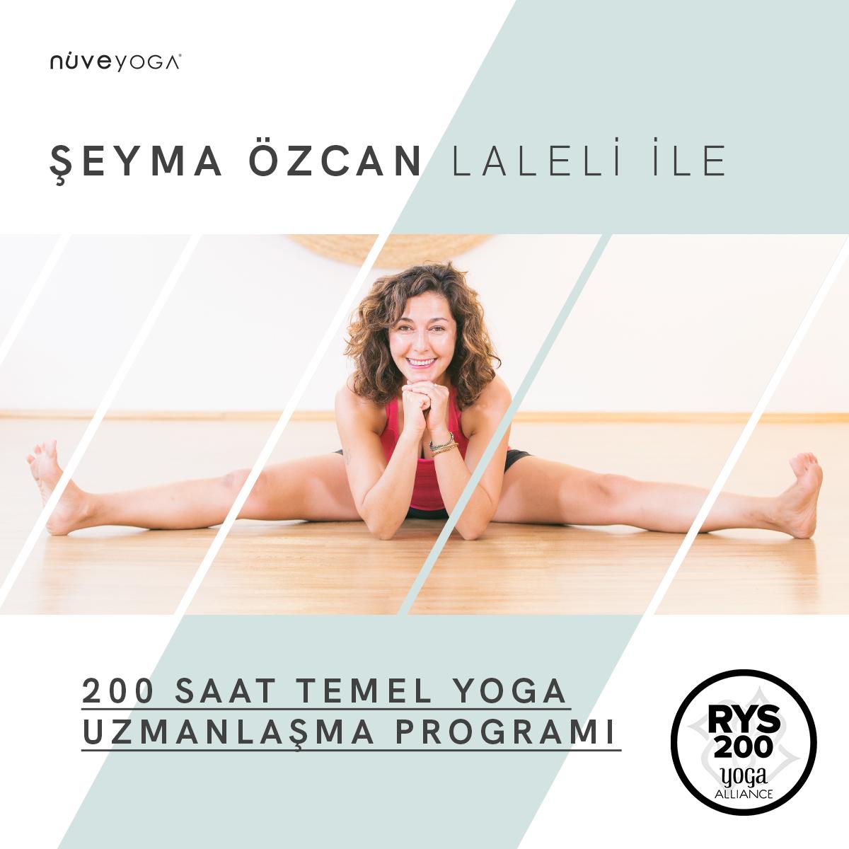 200 Saat Temel Yoga Uzmanlaşma Programı (EKSTRA ÜCRETLİ)