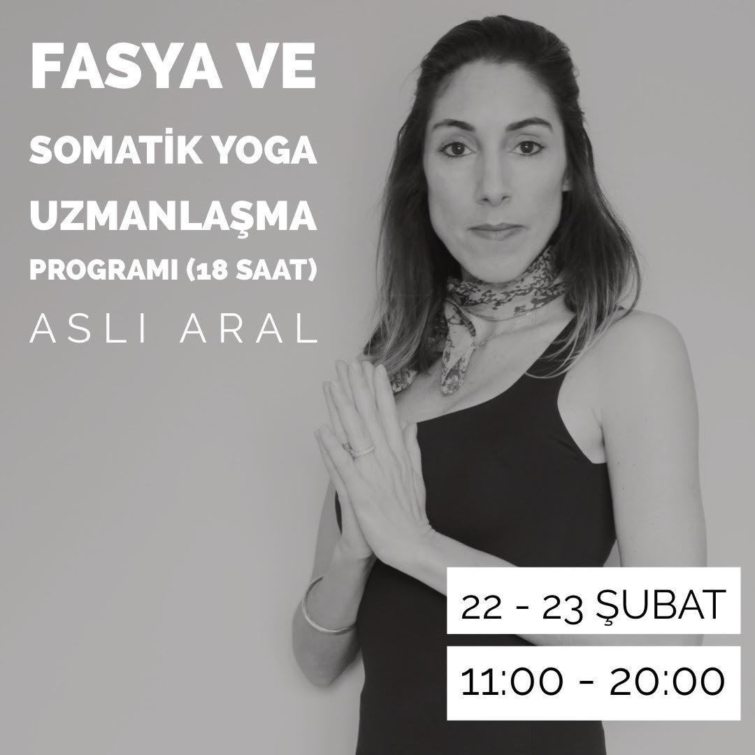 Fasya ve Somatik Yoga Uzmanlaşma Programı
