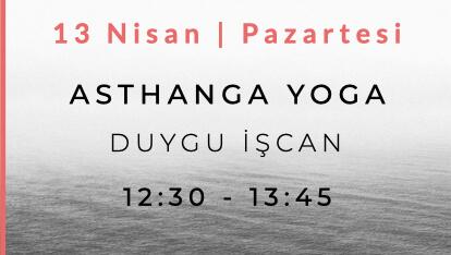 Duygu İşcan ile Ashtanga Yoga