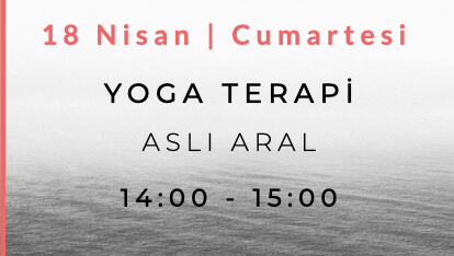 Aslı Aral ile Yoga Terapi